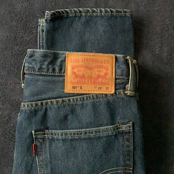 Levi's Other - Levi's 501's jeans
